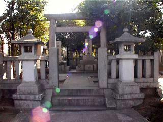 浜口雄幸墓1