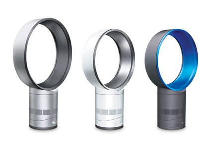 Dyson Air Multipiler (bladeless fan)