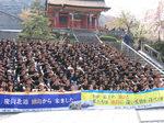 韓国から来た修学旅行生001