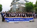 韓国から来た修学旅行生002